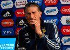 Bauza paró la pelota y reculó: No quiero pelearme con Barcelona