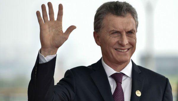Macri prometió llevar el reclamo por la soberanía de Malvinas a la ONU