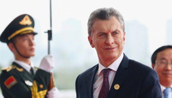 Macri remarcó que Argentina dejó atrás el aislacionismo