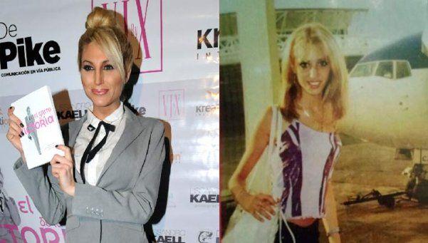 Vicky Xipolitakis mostró fotos de su paso por la anorexia
