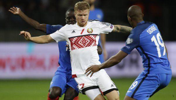 Portugal y Francia decepcionaron en su comienzo de las Eliminatorias