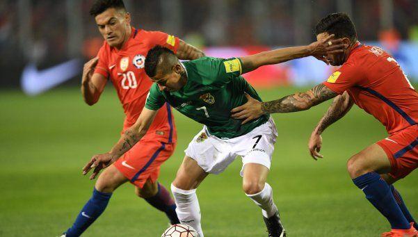 Chile no supo cómo perforar a Bolivia y se complica en la tabla
