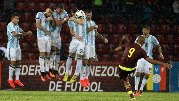 El uno por uno de la Selección argentina frente a Venezuela