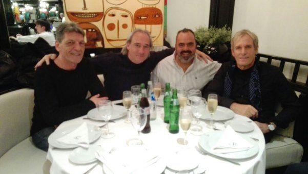 Michael Bolton ya está en la Argentina