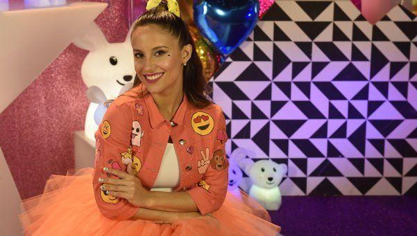 """Lourdes Sánchez: """"Quiero que las mamás me vean como una más"""""""