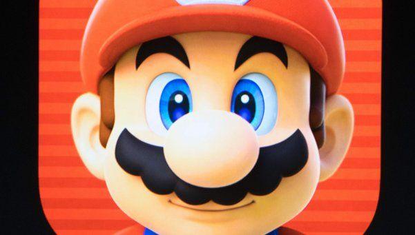 El mítico Super Mario llega a Apple