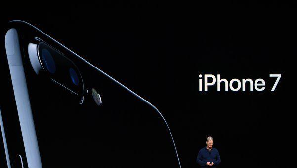 Apple: Este es el precio del iPhone 7