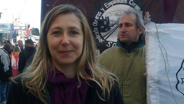 Myriam Bregman denunció amenazas: Zurdita, te vamos a hacer mierda