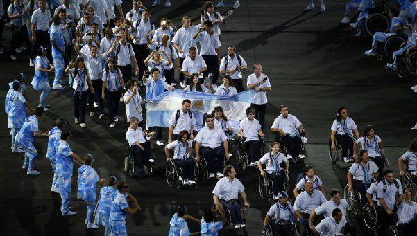 Video | El Fuera Temer se coló en la ceremonia inaugural de los Paralímpicos