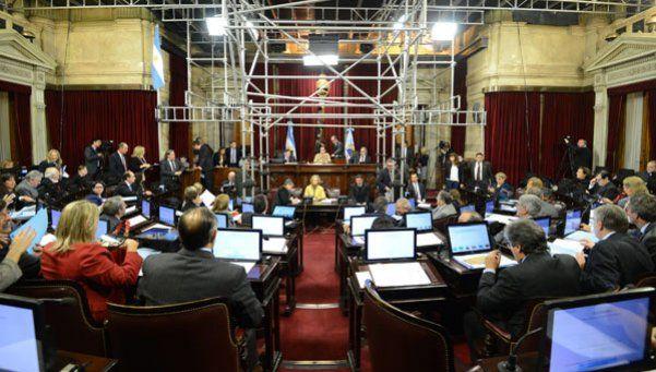 Senado aprobó proyecto del arrepentido y lo devolvió con cambios a Diputados