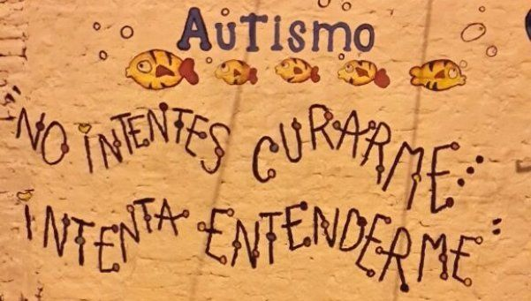 Pintarán Muros Para Hablar Sobre Autismo