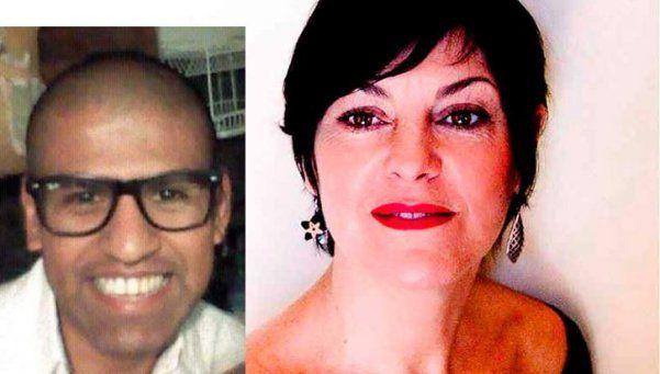 El supuesto asesino de la mujer calcinada acusó a su amigo del crimen