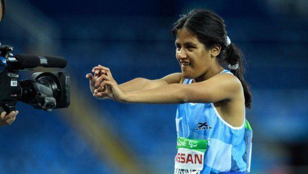 Por Yanina Martínez, Argentina también es de oro en los Paralímpicos