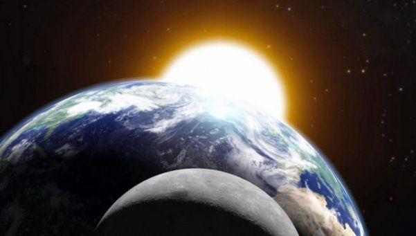 Los eclipses y el cambio de energía