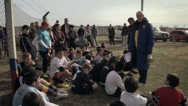 """""""Los pibes"""": el sueño de llegar a Primera"""