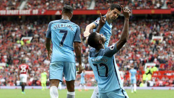 Guardiola le ganó a Mourinho en la batalla de Manchester