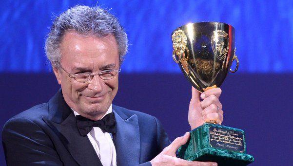 Oscar Martínez fue premiado como Mejor Actor en Venecia