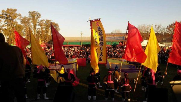 La cultura japonesa se hizo presente en Varela