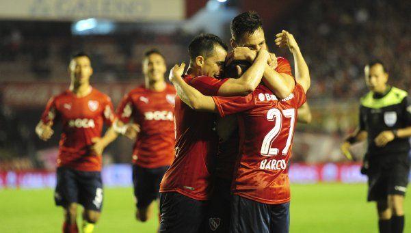 Independiente venció de local a Godoy Cruz y sigue de racha