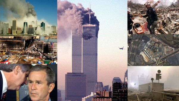 A 15 años del atentado a las Torres, la secuencia del día que cambió al mundo
