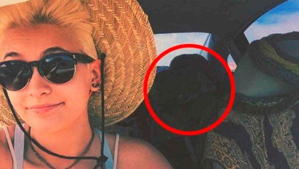 Michael Jackson viajó con su hija