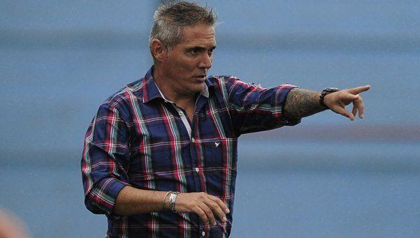 Rondina renunció como DT de Arsenal por los malos resultados