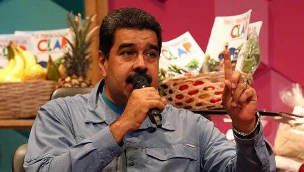 La dieta de Maduro te pone duro sin necesidad de viagra