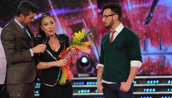 Ernestina Pais quedó eliminada del Bailando 2016