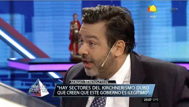 Lázaro Báez está detenido de forma ilegal