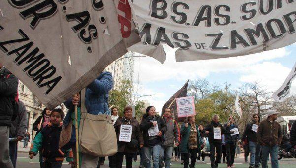 ATE Sur renovó reclamo por efectivizaciones en Lomas