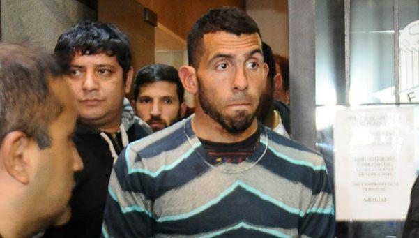 Tevez no se presentó a declarar y pidió perdón por escrito