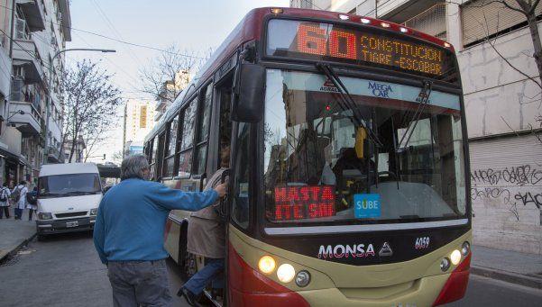 La Línea 60 seguirá sin prestar servicio