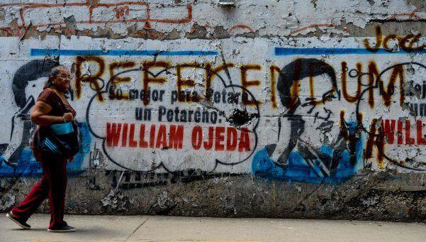 Mercosur bloquea la presidencia de Venezuela