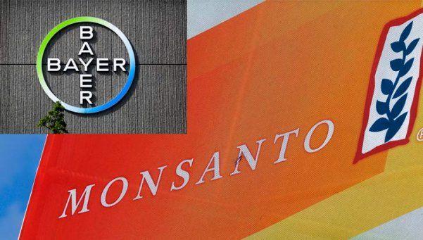 Bayer compró Monsanto por 66 mil millones de dólares