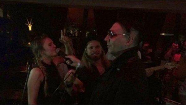 El dúo menos pensado: Marilyn Manson cantó con... ¡Tripa de Mambrú!