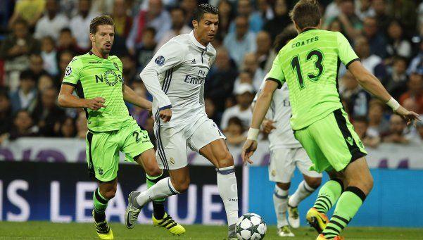 Champions: Real Madrid lo dio vuelta y ganó sobre la hora