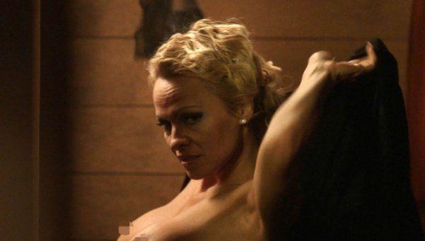 Reina milf: el infartante desnudo de Pamela Anderson