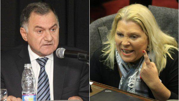 Carrió denunció al intendente de Florencio Varela por enriquecimiento ilícito
