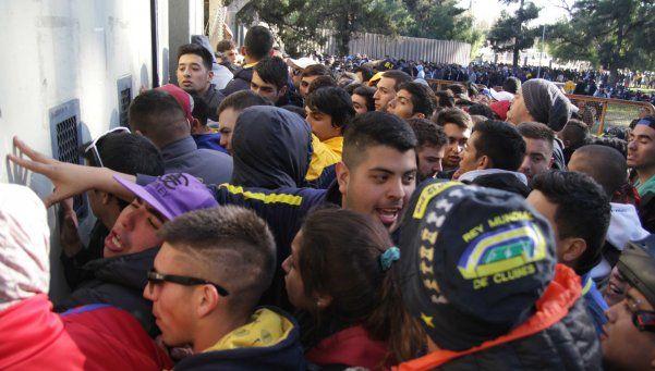 Boca en Mendoza: los visitantes volvieron, pero los problemas siguen