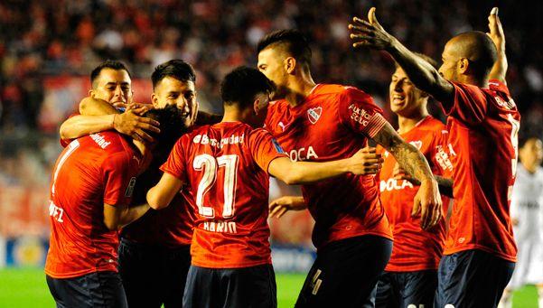 Independiente: un equipo que crece