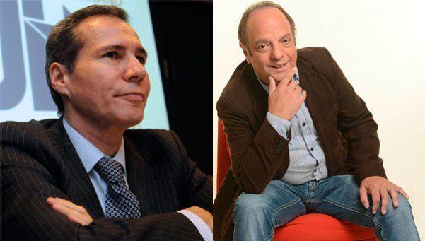Baby Etchecopar anunció que llevará al cine la muerte de Nisman