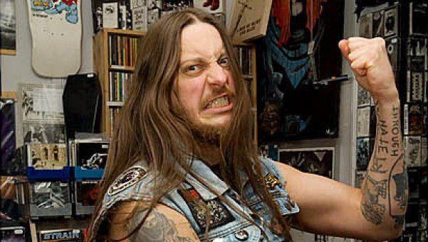 Líder de banda de metal satánico es elegido diputado contra su voluntad