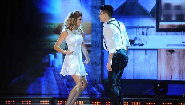 Bailando: María del Cerro fue la sorpresa