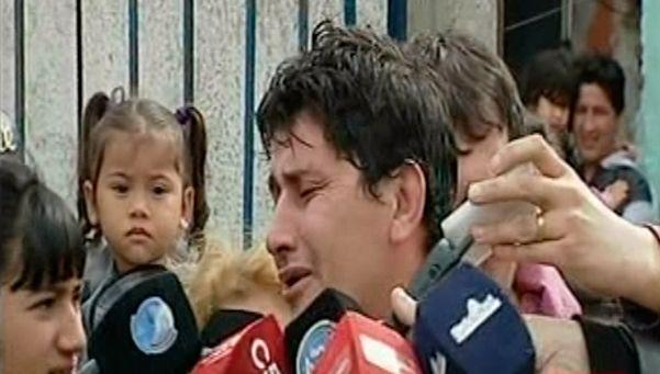 Hallaron 4 casquillos de bala frente a la carnicería de Daniel Oyarzún