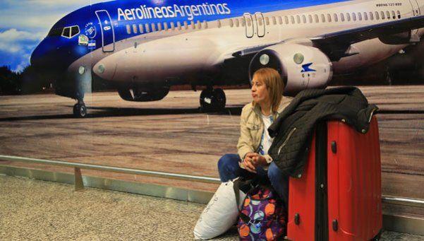 Se levantó el paro: Aerolíneas Argentinas y Austral empiezan a normalizar vuelos