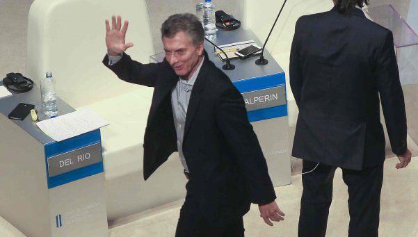 Por el paro, Macri viajará a Nueva York en un vuelo privado