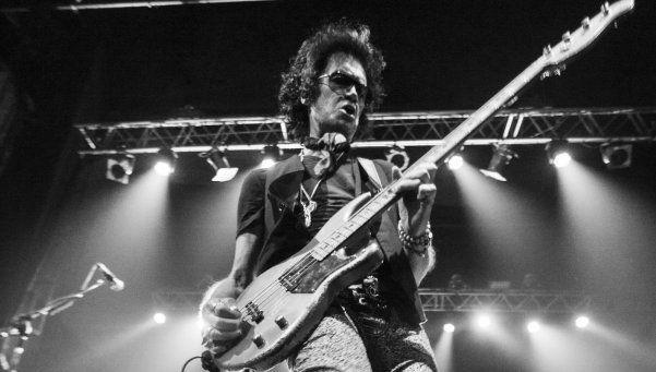 Glenn Hughes, ¡el rock no ha muerto!