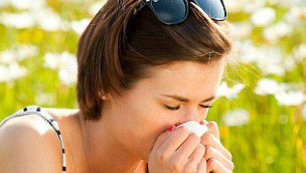 Peligro, alérgicos ¡primavera cerca!
