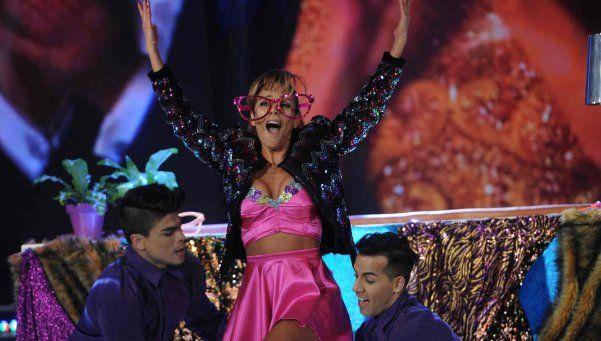Homenaje y emoción: Iliana recordó al Cala en el Bailando