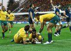 Rugby Championship: Los Pumas cayeron ante Australia